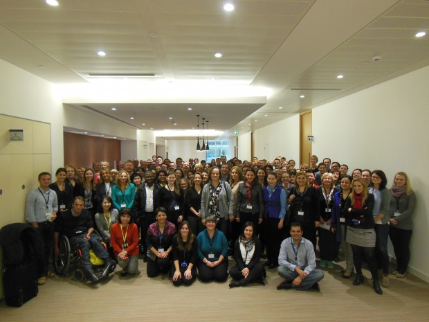 EU Inspector Training: GPvP Inspectors from the MHRA, EU and beyond and EMA staff who coordinated the event.