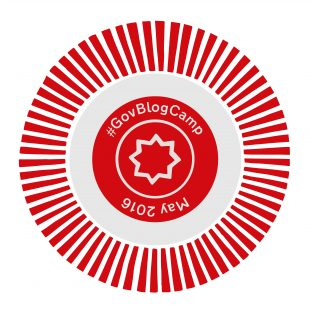 GovBlogCamp Logo