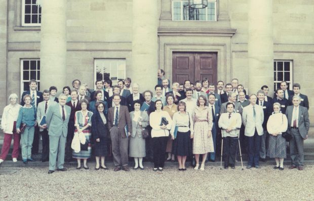 1987 PIC Seminar, Cambridge, UK